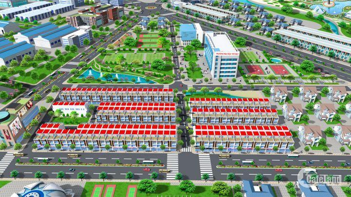 Đất bán dự án Bà Rịa Gold City, cơ hội đầu tư lợi nhuận Khủng