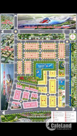 Đất nền ngay cạnh sân bay Long Thành, chỉ 7 tr/m2