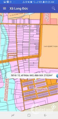Đất Long Thành, cách sân bay 5km, gần đường Bắc Sơn-Long Thành.