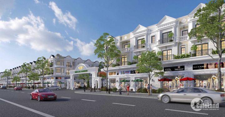 KĐT Tiến Lộc Garden- Đất nền trung tâm hàng chính Nhơn Trạch giá tốt nhất năm 2019