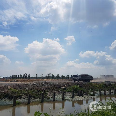 Dự án đất nền Island Riverside mặt tiền Ngô Chí Quốc, sau lưng chợ đầu mối Thủ Đức, giá từ 30tr/m2 - 100m2