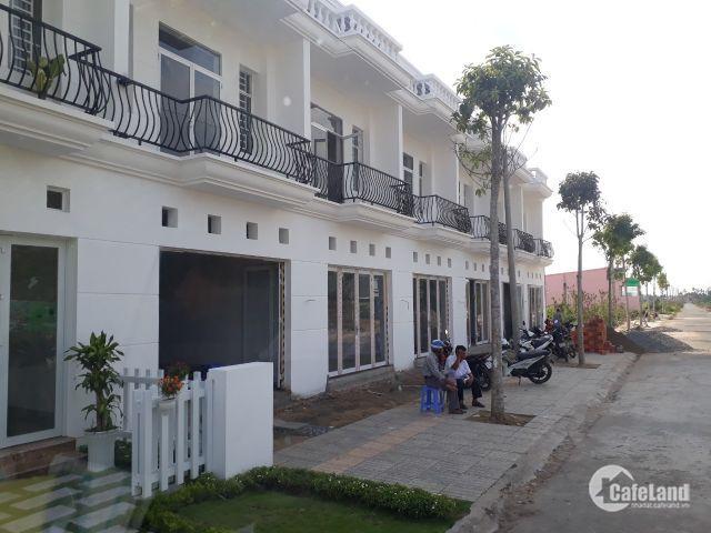 Cần bán 3 nền nhà phố Vĩnh Long, 930 triệu, sổ hồng