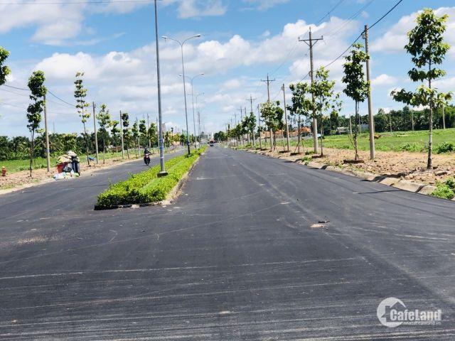 Đất nền gần chợ Vĩnh Long, đường 14/9,giá bán 1,2 tỷ/ nền 100m2, đã có sổ hồng