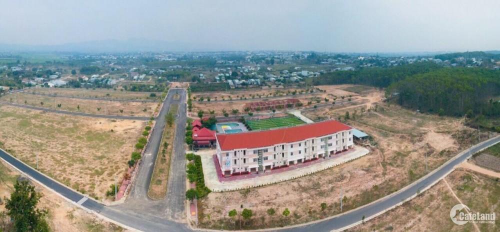Mảnh đất vàng – dự án khu đô thị Hoàng Thành Kon Tum