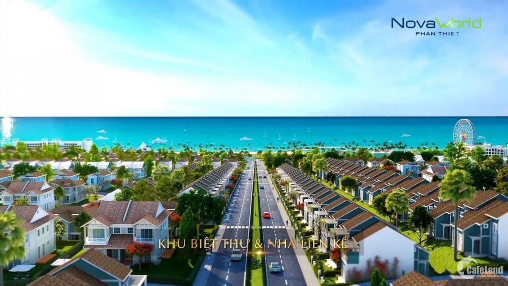Đại đô thị nghỉ dưỡng ven biển bậc nhất tại Phan Thiết, thanh toán 1%/tháng.