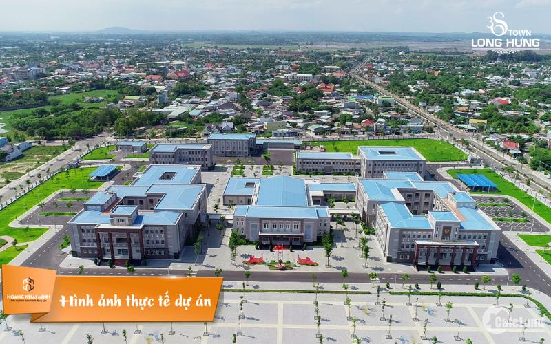 Dự án 3S Town Long Hưng tiêu điểm của bất động sản những ngày gần đây