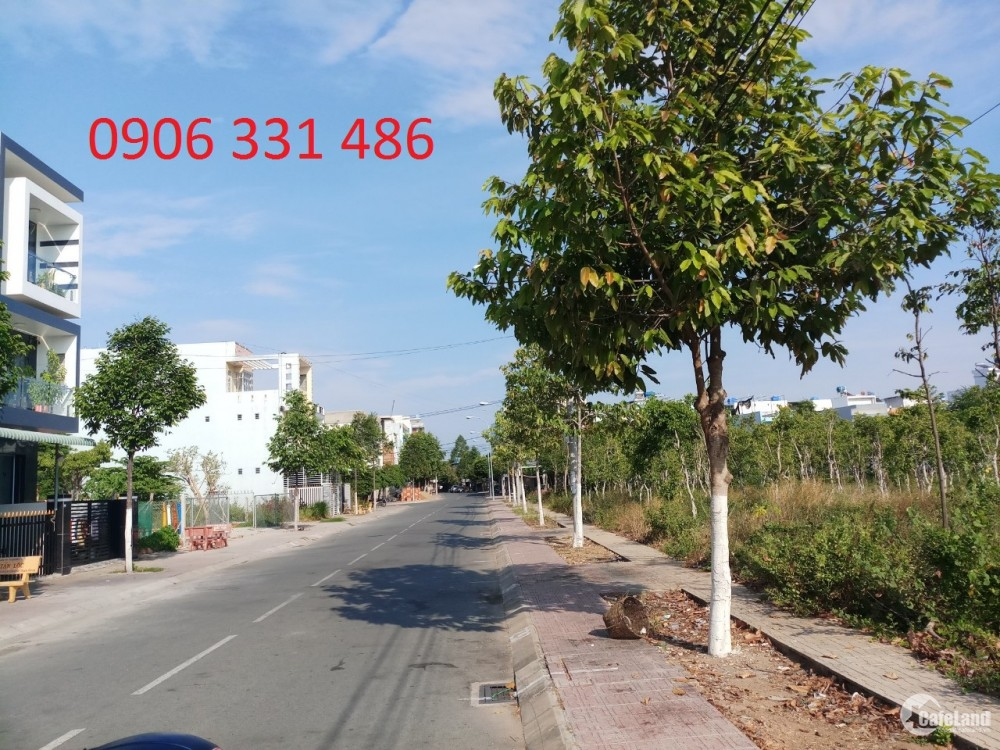 (THÔNG BÁO) Ngân hàng thanh lý 30 lô đất KDC TÊN LỬA 2 , gần BX Miền Tây, siêu thị Aeon Bình Tân