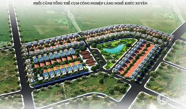 Bán lô góc mặt đường Tỉnh Lộ 286, tuyến đường huyết mạch của sự phát triển TP Bắc Ninh