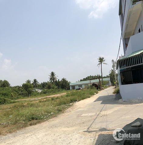 Bán đất khu Mỹ Phước, Bến Cát 500m vuông, sổ riêng.