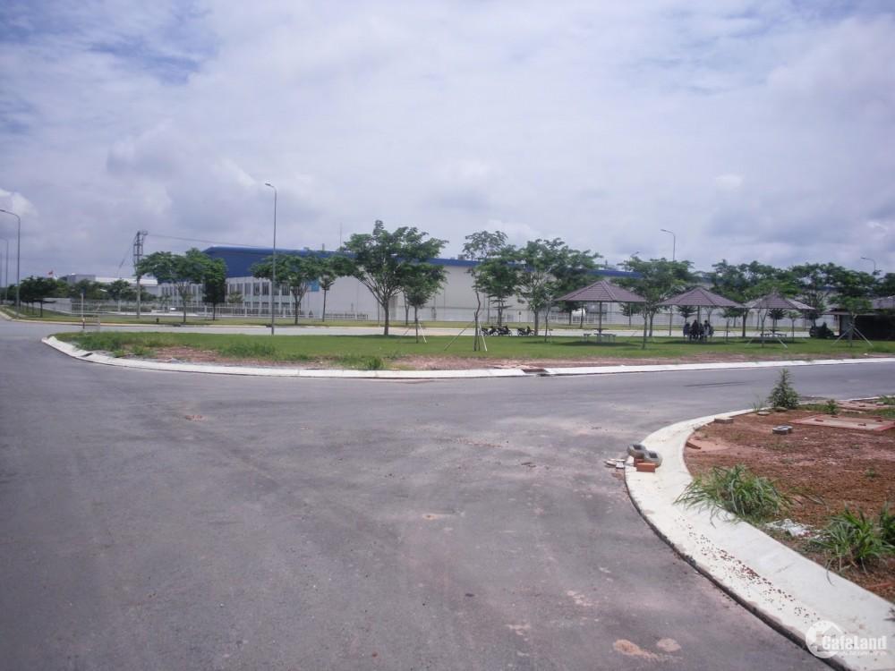 Bán 300m2 đất ngay đường Mỹ Phước Tân Vạn thị xã Bến cát Bình Dương Giá 950 triệ