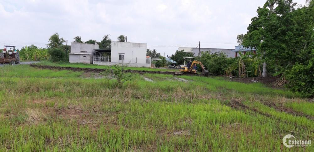 bán miếng đất thổ cư chưa qua lái đầu tư ở xã Quế Mỹ Thạnh