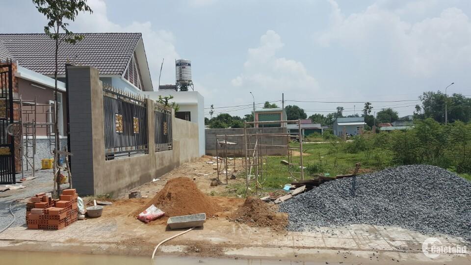 Bán đất nền dự án sát Lavender City mặt tiền đường DT768 giá rẻ