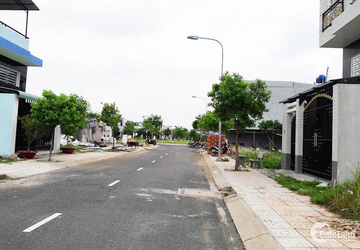 Bán lô đất mặt tiền đường Nguyễn Văn Đậu,  xây tự do, sang tên ngay