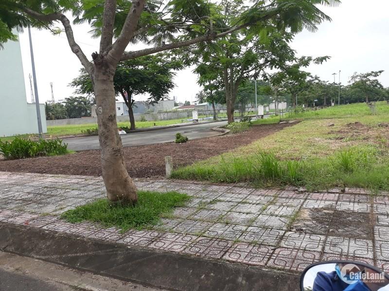 Bán gấp 2 lô đất mặt tiền Chu Văn An, Bình Thạnh, 80m2, 1,2 tỷ, sổ riêng