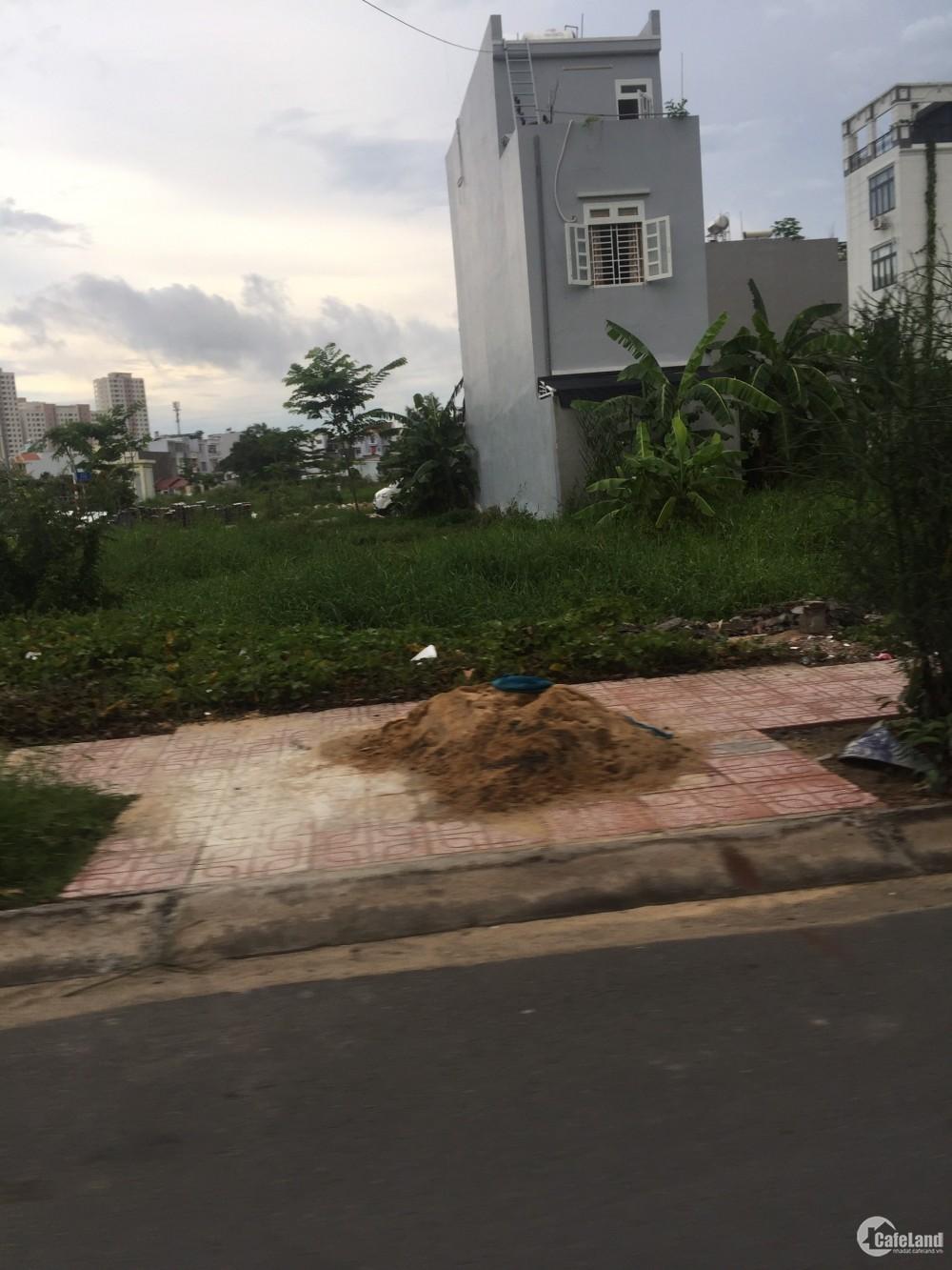 Bán gấp 2 lô đất mặt tiền Chu Văn An, Bình Thạnh, 80m2, 1,02 tỷ, sổ riêng
