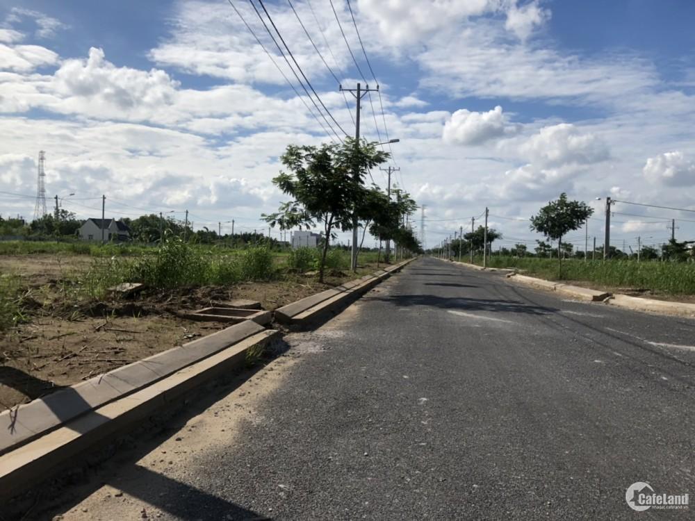 Tôi cần bán 80m2 măt tiền đường 16m của khu Sài Gòn Village, giá chỉ: 1,4 tỷ