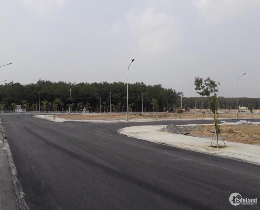 đất thị trấn Chơn Thành chỉ 400tr/500m2 đã có SHR và Thổ Cư
