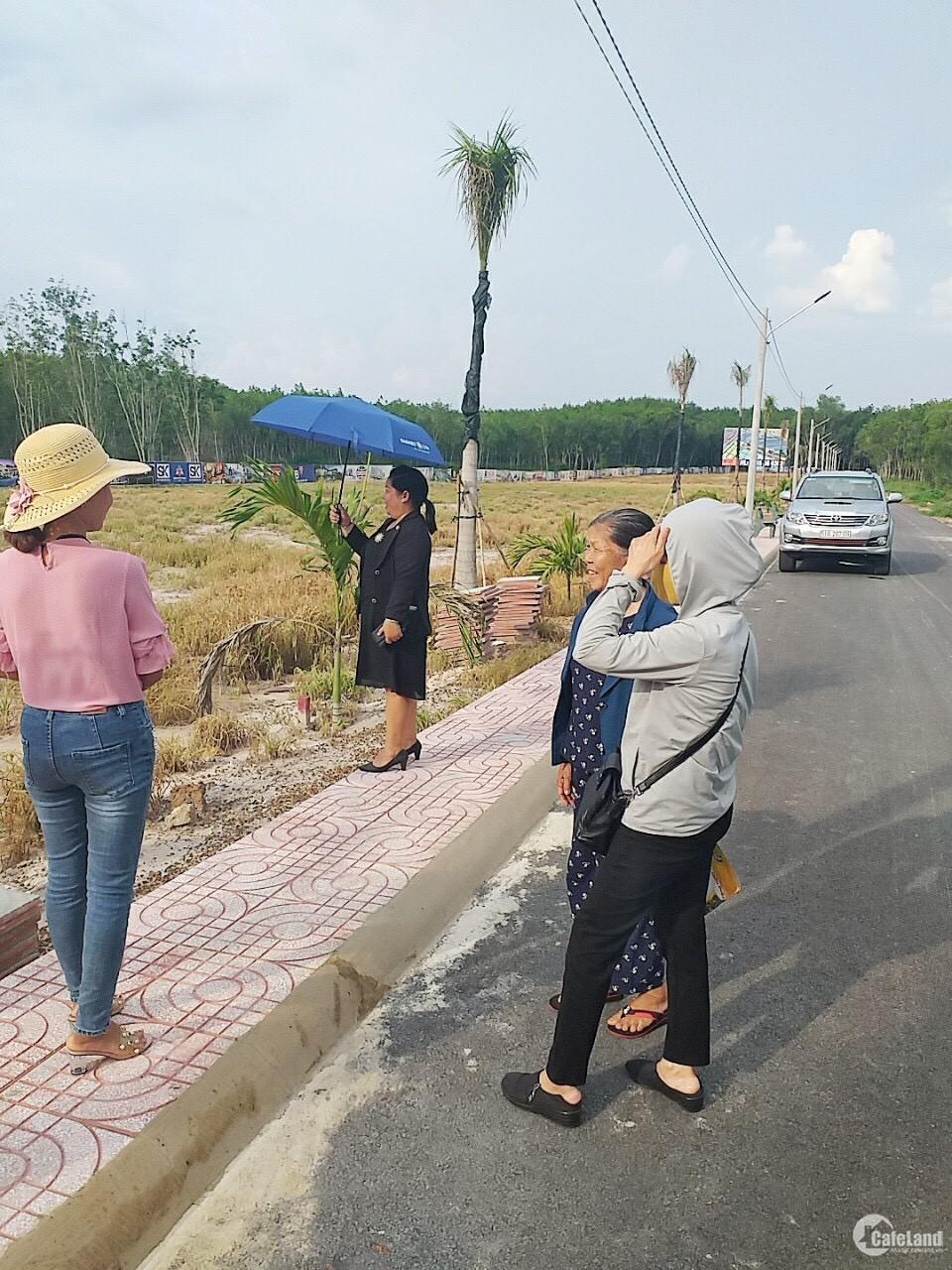 Đất Nền Sổ Riêng,Thổ Cư Chơn Thành-Bình Phước.