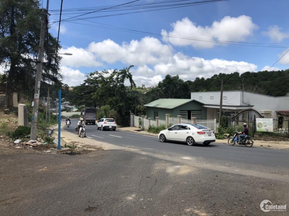 Bán gấp lô đất Trần Văn Côi - phường 5 - Tp. Đà Lạt
