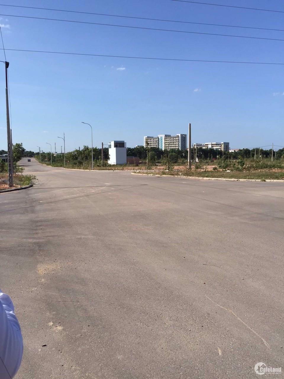 Đất nền liền kề khu công nghệ cao trung tâm thành phố Đông Hà – Giá đầu tư chỉ tù 6,5 triệu/m2