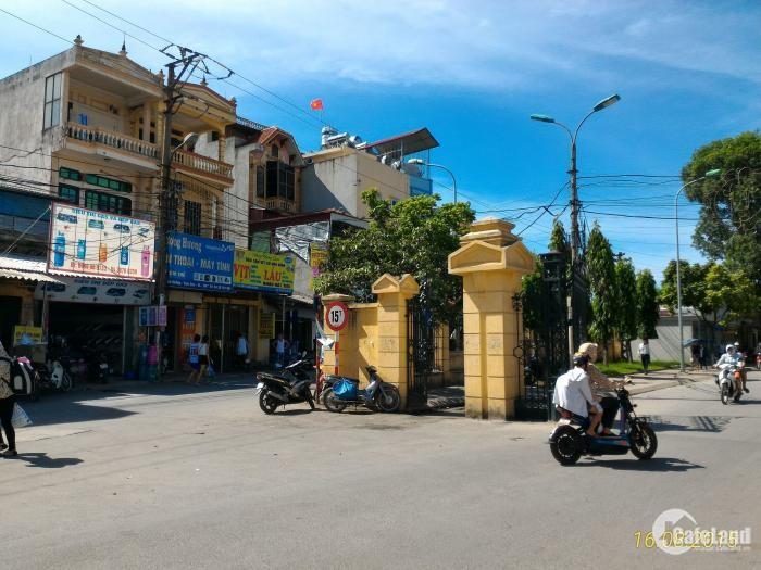 Bán 52m2 viện rau A, mặt tiền 5,5m, đường trước nhà 6m. Thị trấn trâu Quỳ- Gia Lâm.