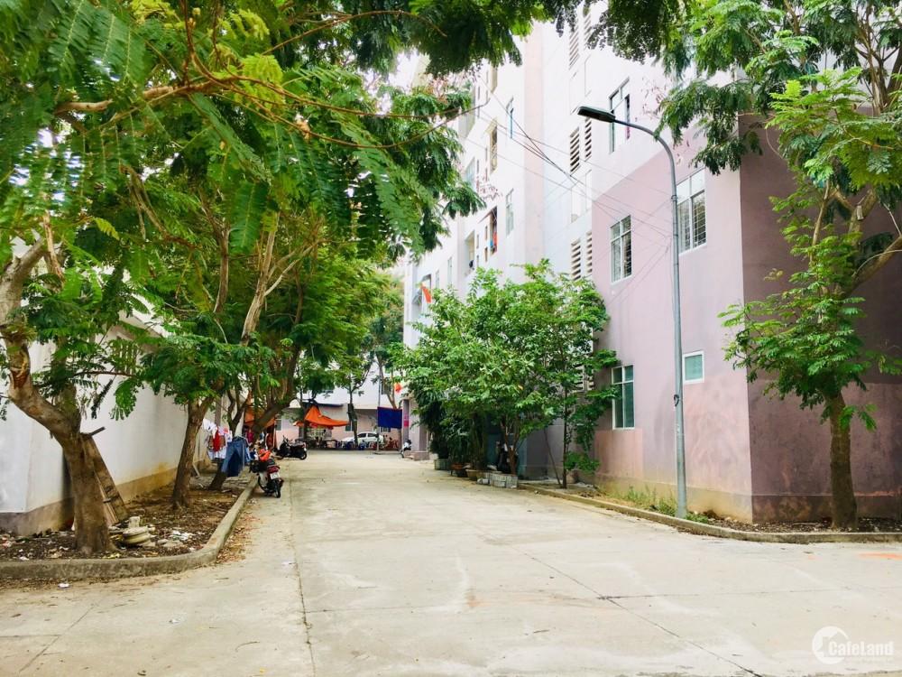Bán đất đối diện chung cư đường Nguyễn Khả Trạc thông dài, giá rẻ lại mát mẻ