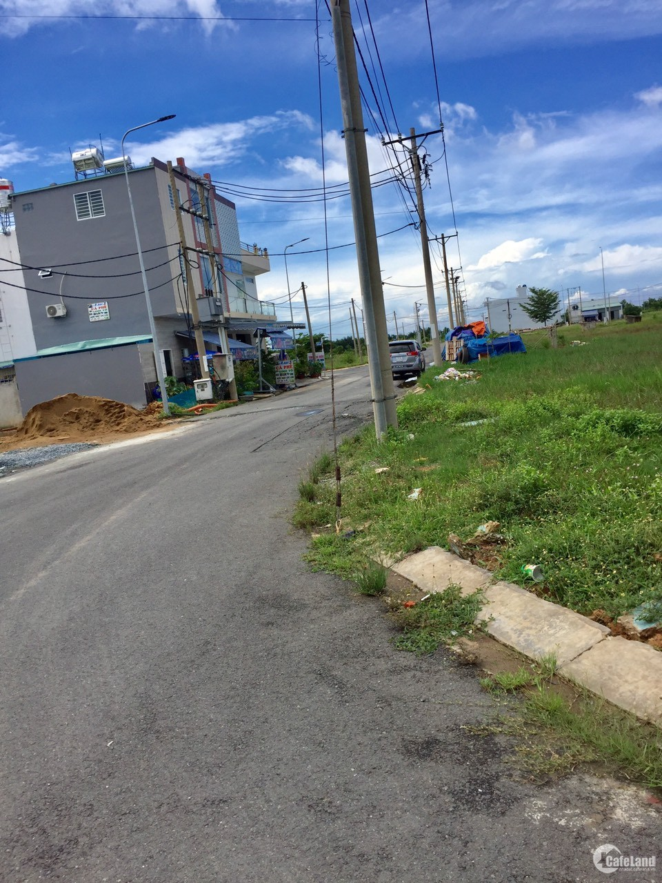 Ngân hàng hỗ trợ thanh lý 21 lô đất và 8 lô góc đường Trần Văn Giàu đất thổ cư 100% SHR