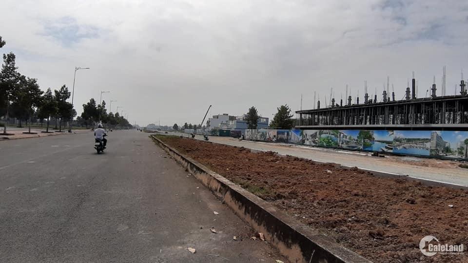 cần bán gấp lô đất mặt tiền đường Nguyễn Thị Lắng đầy đủ tiện nghi ở gần nhà cơ sở hạ tần đã hoàn thiên với mức giá cực ưu đãi chỉ 900 triệu đồng gọi ngay nào
