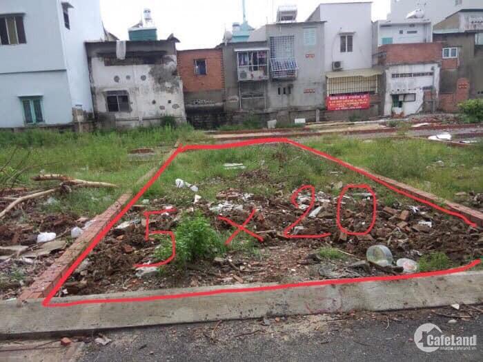 Bán Đất Trung Tâm Huyện Hóc Môn, Shr