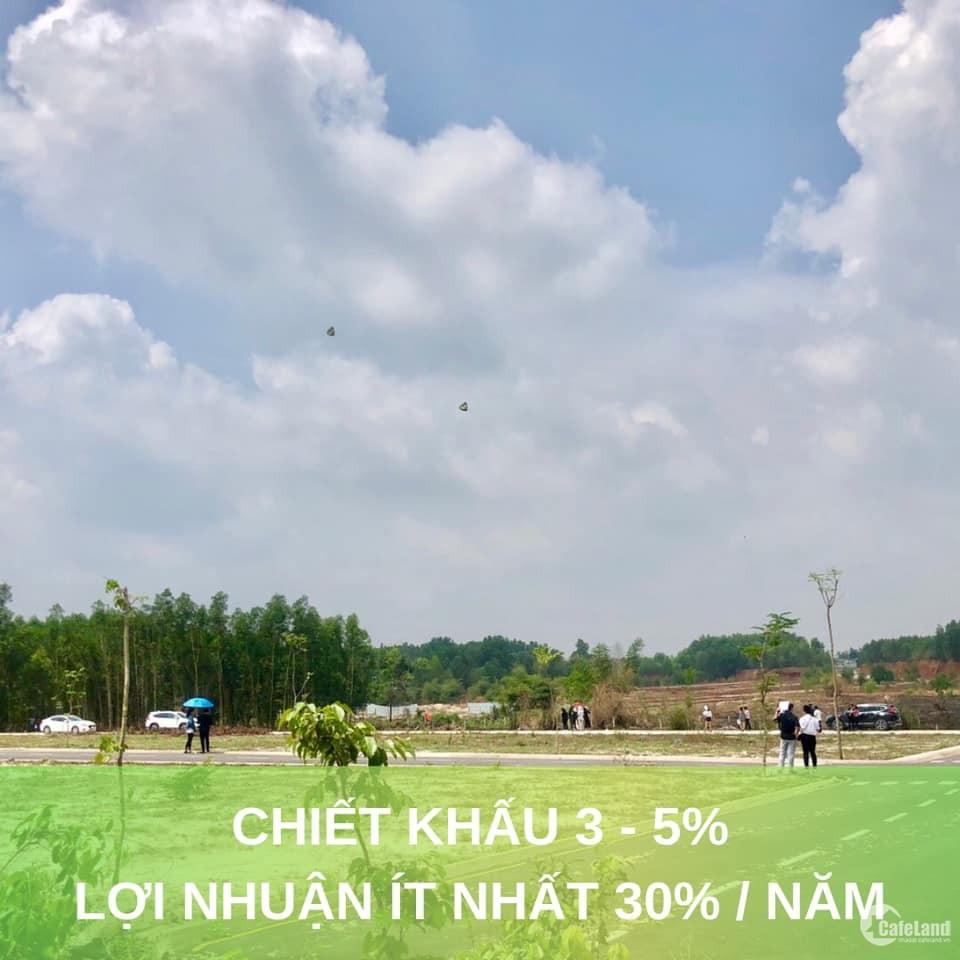 Bán đất nền Long Thành, Đồng Nai, SHR, chỉ cần 600tr nhận nền ngay