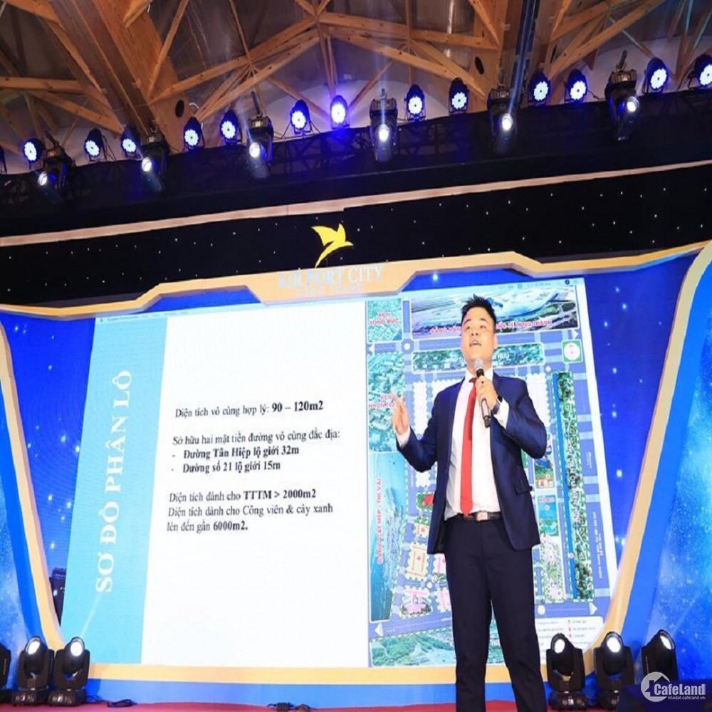 Chính thức mở bán siêu dự án - cạnh sân bay Quốc tế Long Thành