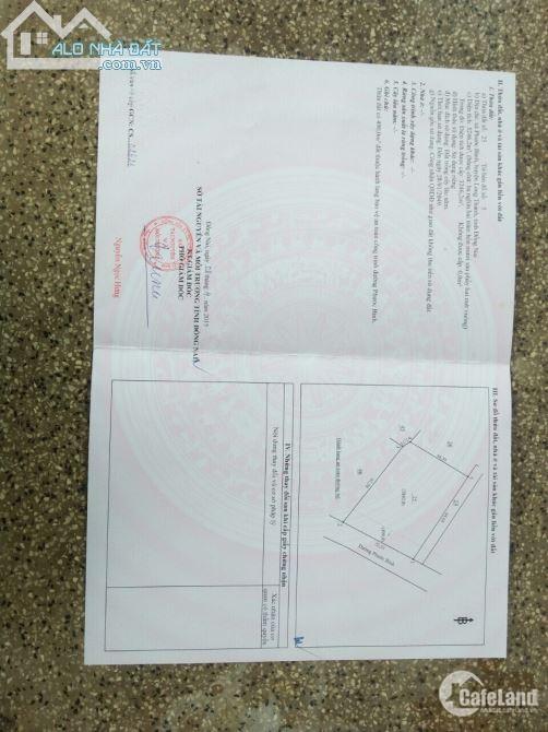 chính chủ bán đất Mặt  Tiền Phước Bình, Long Thành, Đồng Nai  120tr/mét ngang
