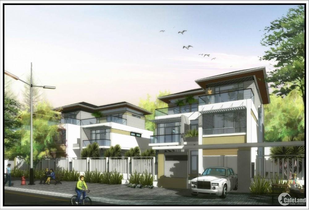 KingBay_Khu đô thị biệt thự nhà phố nghỉ dưỡng ven sông SG ngay cầu Q9