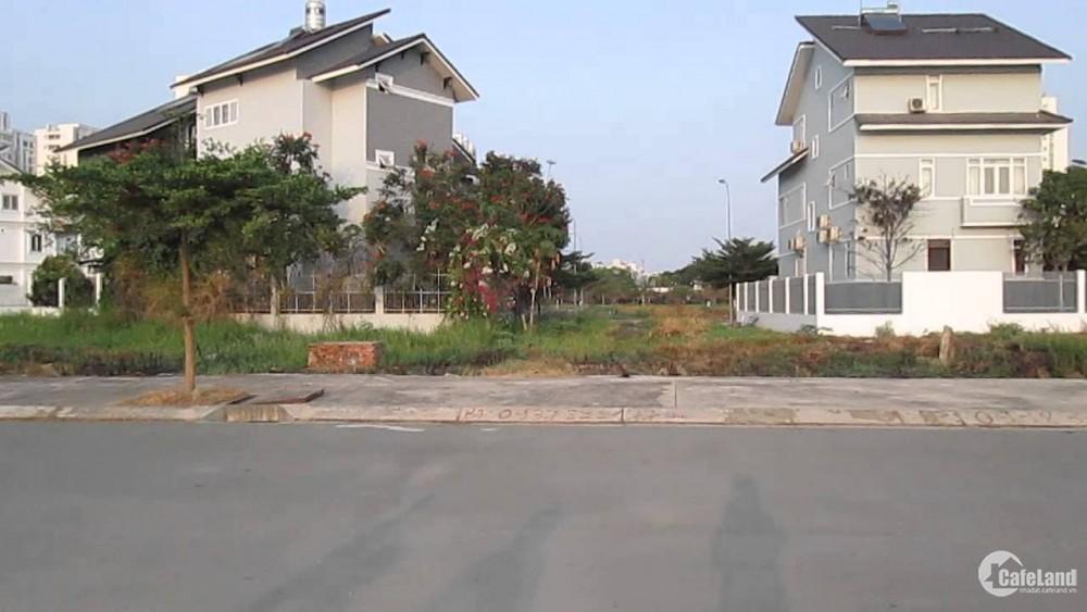 Bán gấp 5 lô đất mặt tiền Trần Não, đối diện cấp 2 Bình An, Quận 2, sổ hồng riêng, thổ cư 100%