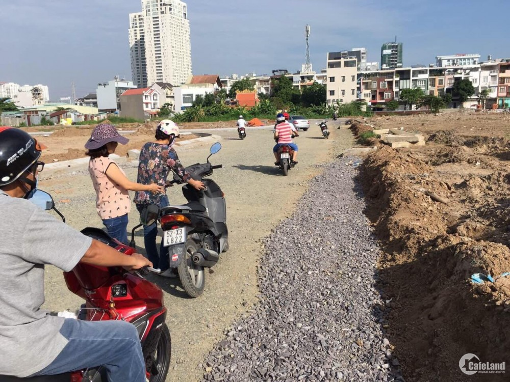 Duy nhất 15 lô Nguyễn Thị Định Quận 2,Chỉ 15tr/m2 Gần trường học-dân cư đông đúc