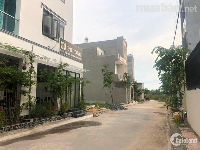 Bán gấp lô đất đường 27, Phạm Văn Đồng, gần Giga Mall, SHR, bao công chứng