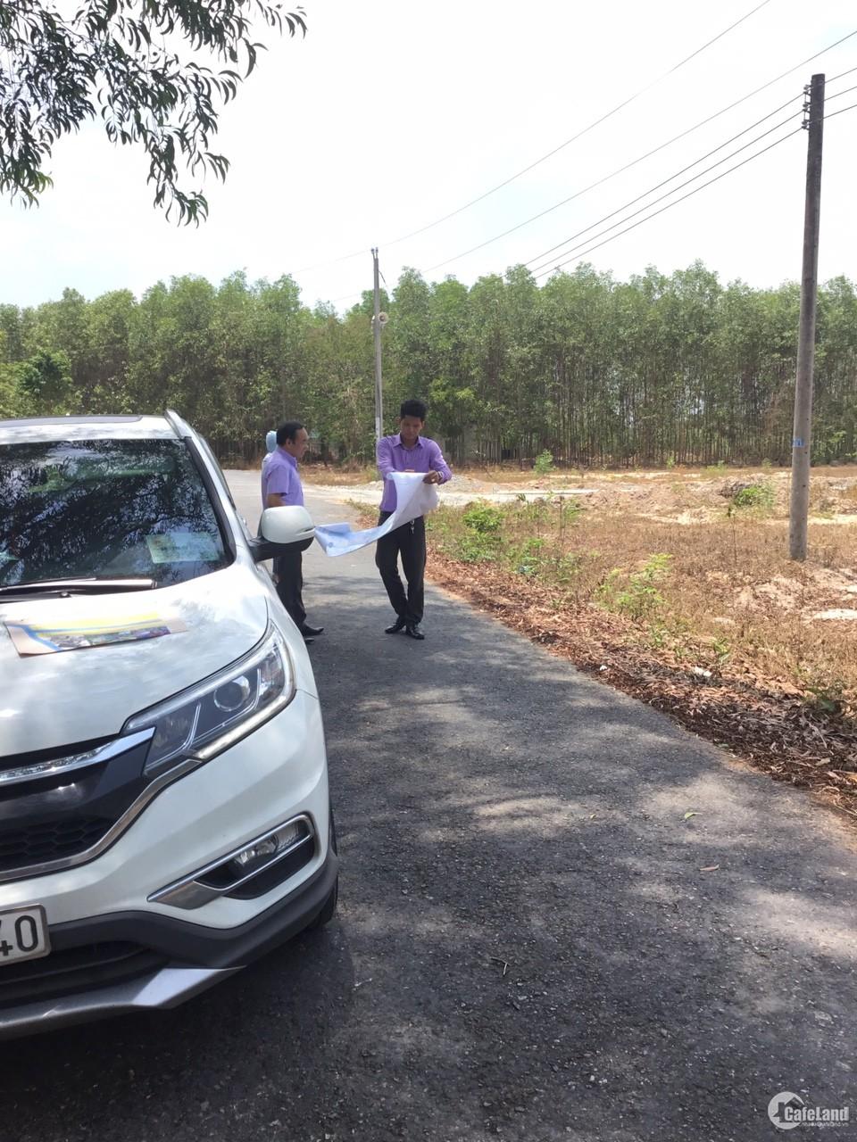 Bán Đất Nền Thị Xã Phú Mỹ, Xã Châu Pha, Thổ Cư 100%