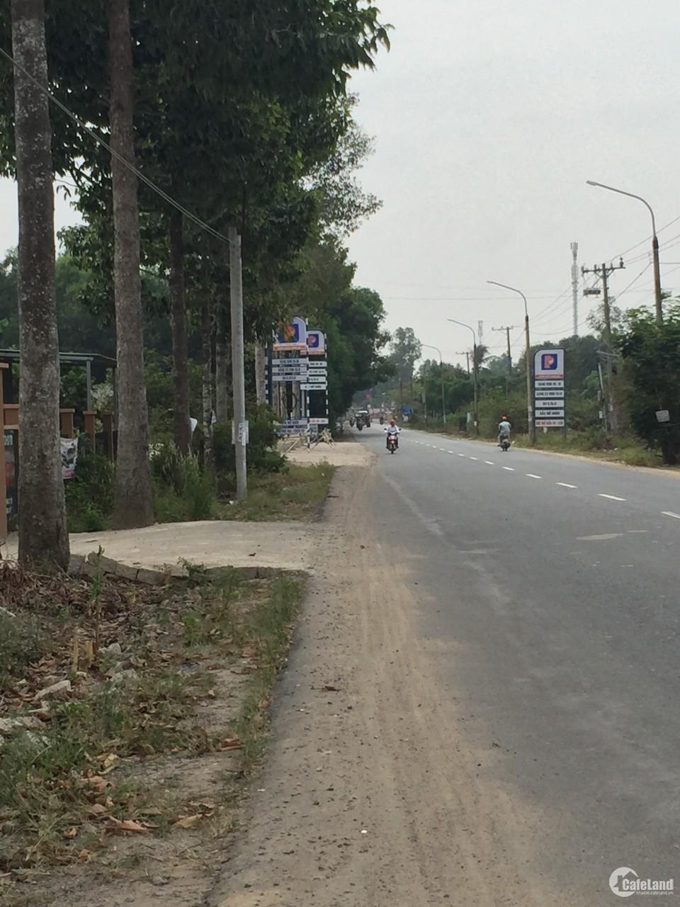 Bán đất tại Đường Châu Pha - Tóc Tiên, Phú Mỹ, Bà Rịa Vũng Tàu diện tích 500m2