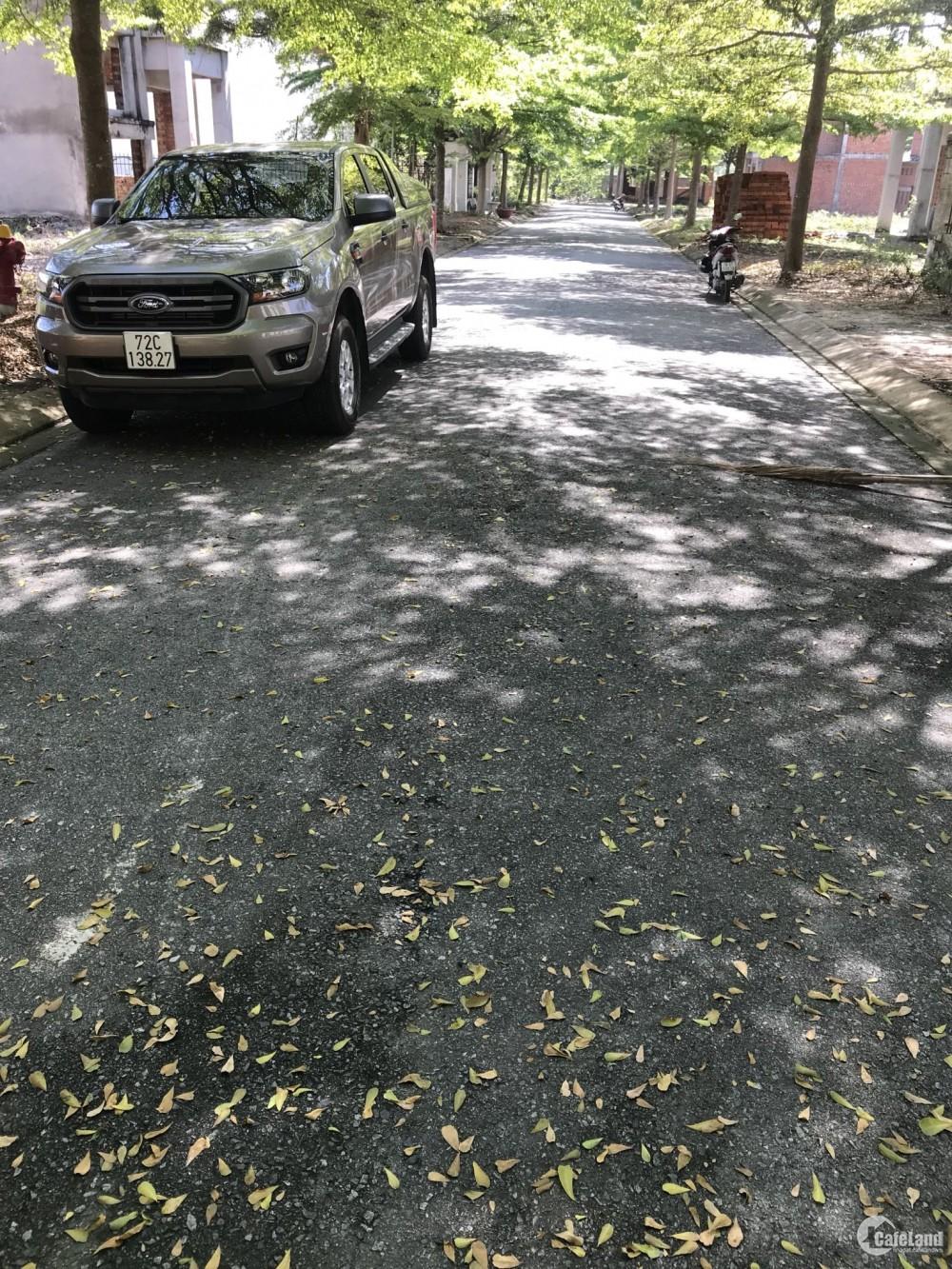 Đất ở Thị Xã Phú Mỹ -TP. Bà Rịa sổ hồng riêng 5tr/m2 ,công chứng ngay