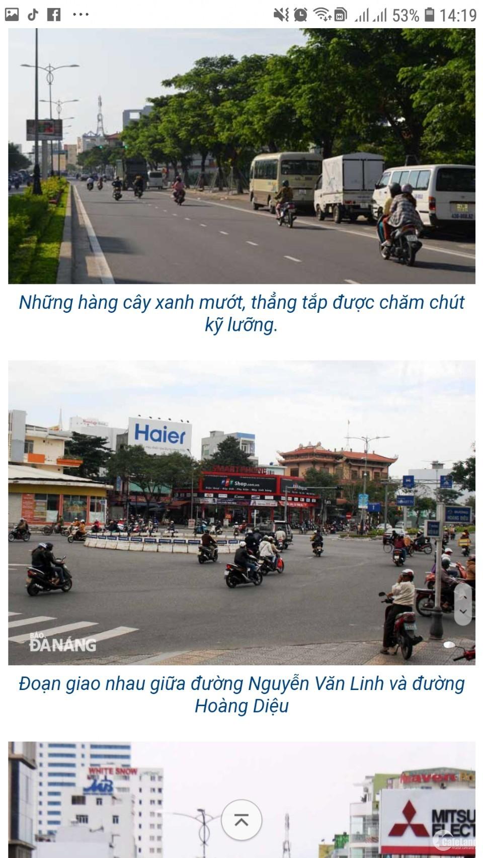 Bán đất kiệt Nguyễn Văn Linh cách sân bay 200m