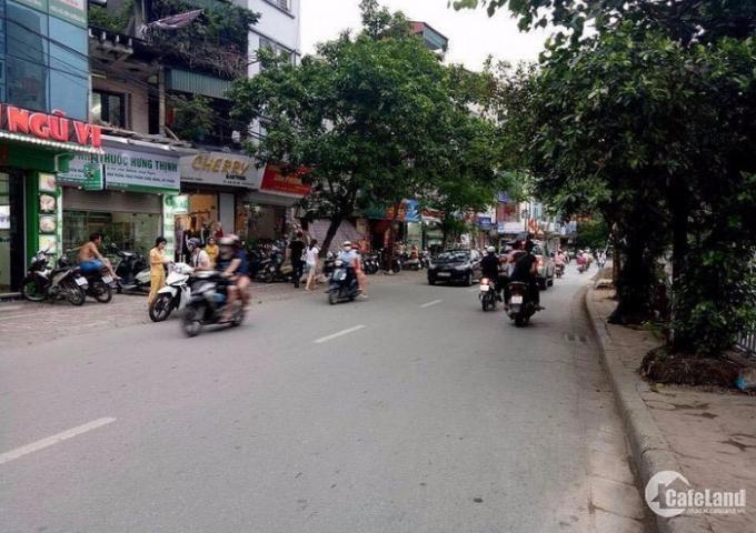 Cho thuê nhà tại Khương Trung, Thanh Xuân, dt 60m2, mt 8m, 20tr/tháng