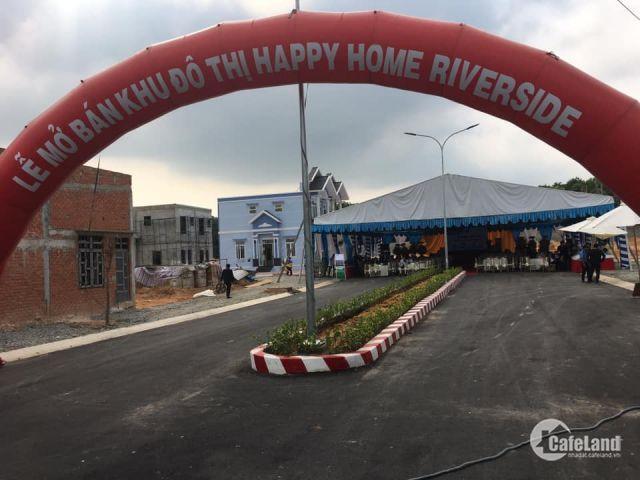 Khu đô thị sinh thái HAPPY HOME RIVERSIDE- Nhà của bạn thành công của chúng tôi