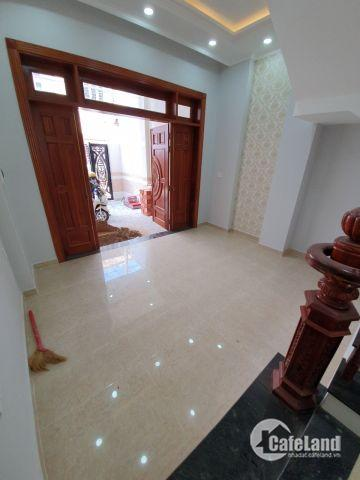 Bán nhà mới xây 72m2 Bùi Đình Túy 3 Lầu