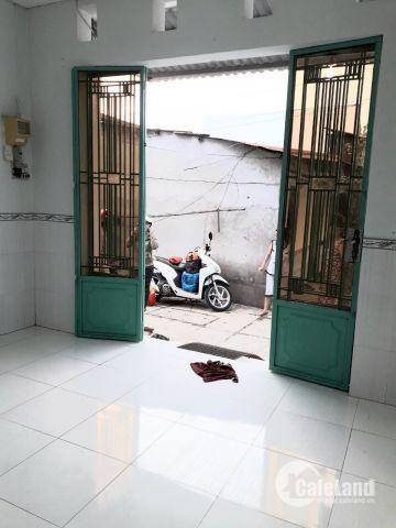 Nhà mới kv Thạnh Mỹ Lê Bình Cái Răng, cấp 4 dt 56m2 thổ cư. Giá 960tr