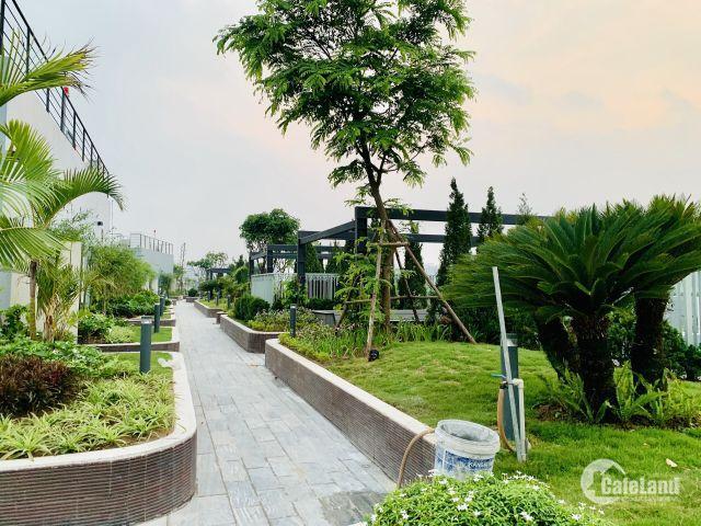 Căn hộ cao cấp Imperia Sky Garden dự án cây xanh chiếm 85% mật độ xây dựng khiến không khí trở nên an lành mỗi sáng thức giấc