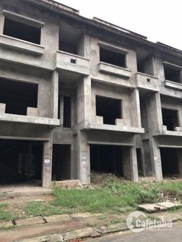 Bán biệt thự L3-xB khu đô thị Thiên Đường Bảo Sơn. DT 130m2, xây thô 3,5 tầng.