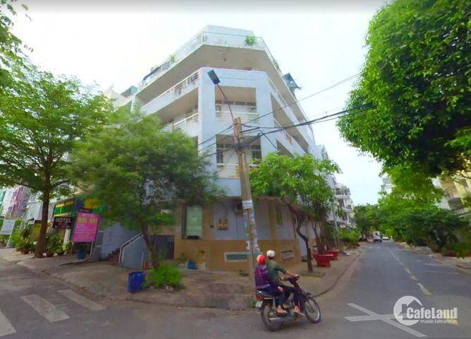 Căn hộ dịch vụ Trung Sơn 25 phòng cho thuê full nội thất DT 200m2 hầm trệt 3 lầu sân thượng