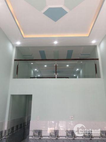 Bán nhà 1/Quách Điêu,diện tích 48m2,1 trệt,1 lầu lửng,hẻm trước nhà 6m,SHC,LH:0385 187 897