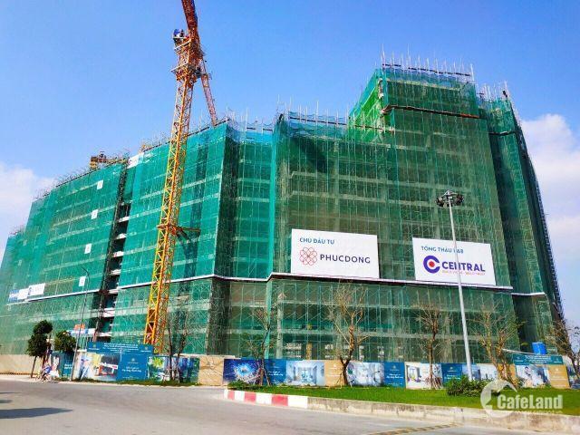 Chính chủ bán căn 1907 H5 chung cư NOXH Phúc Đồng – Long Biên. LH 0972 193 269