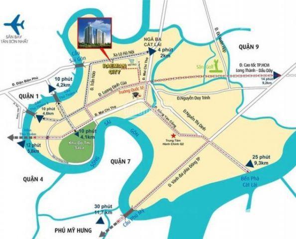 Nhận giữ chỗ ưu tiên cho đợt mở bán đầu tiên dự án Laimian City Quận 2 - 0939.79.2228 Ly Sa